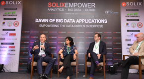 A data-driven world at Solix EMPOWER Bangalore 2017